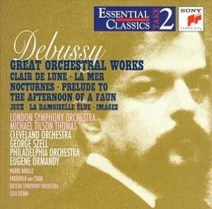 Debussy CD