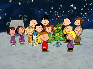 A Charlie Brown Christmas - cast