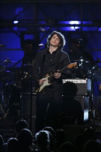 "John Mayer performs ""Gravity"""