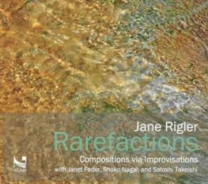 Jane Rigler - Rarefactions