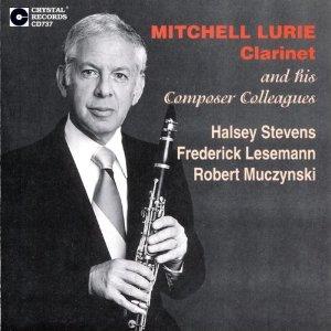 Mitchell Lurie, Clarinet