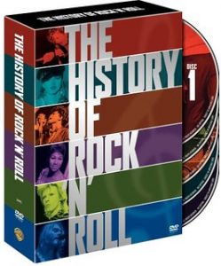 The History of Rock 'n' Roll DVD set