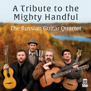 Russian Guitar Quartet - A Tribute to the Mighty Handful