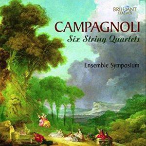 Campagnoli - Six String Quatets