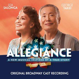 Allegiance - Cast Recording