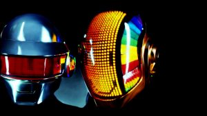 Daft Punk - Discovery album art