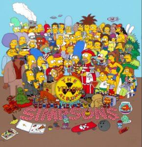 """Simpsons - """"The Yellow Album"""""""