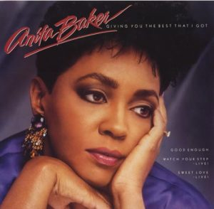 Anita Baker - Giving You The Best That I Got (single)