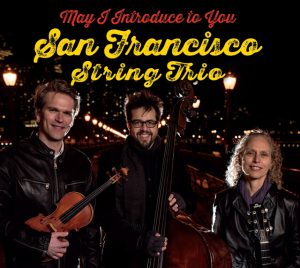 San Francisco String Trio Cover
