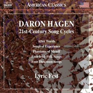 Daron Hagen 21st Century Song Cycles