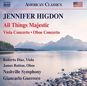 Higdon - All Things Majestic