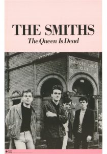 Smiths - Queen Is Dead poster
