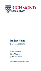 student_biz_card_sample