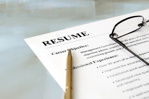 Resume and Cover Letter Review for Spring Recruitment Programs