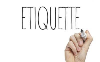 Etiquette Tip:  The Story of Your Career
