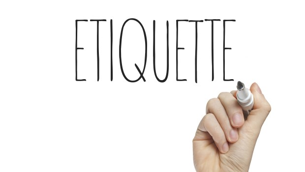 Etiquette Tip: Honor Your Commitments
