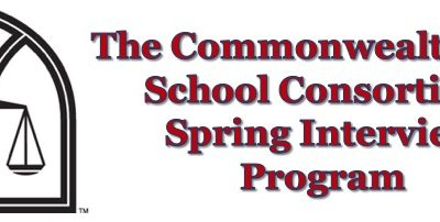 The Commonwealth Law School Consortium Spring Interview Program