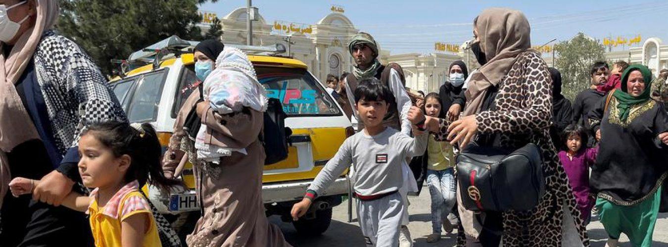 UR Afghan Action Group