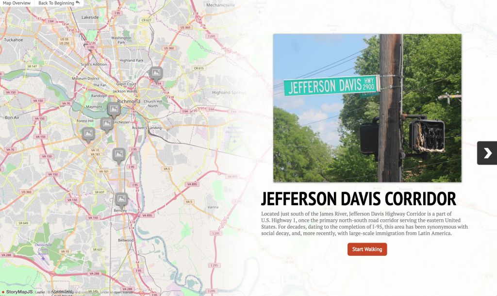 Jeff Davis StoryMap