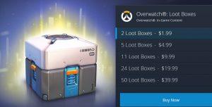 Loot Boxes: A New Way to Gamble