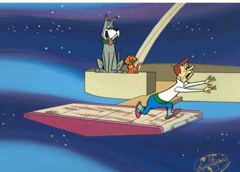 Jetson's Treadmill