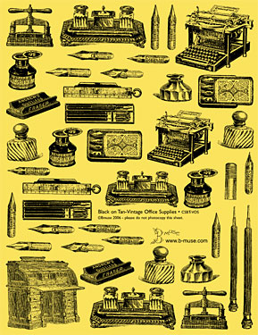 Old Time Office Supplies