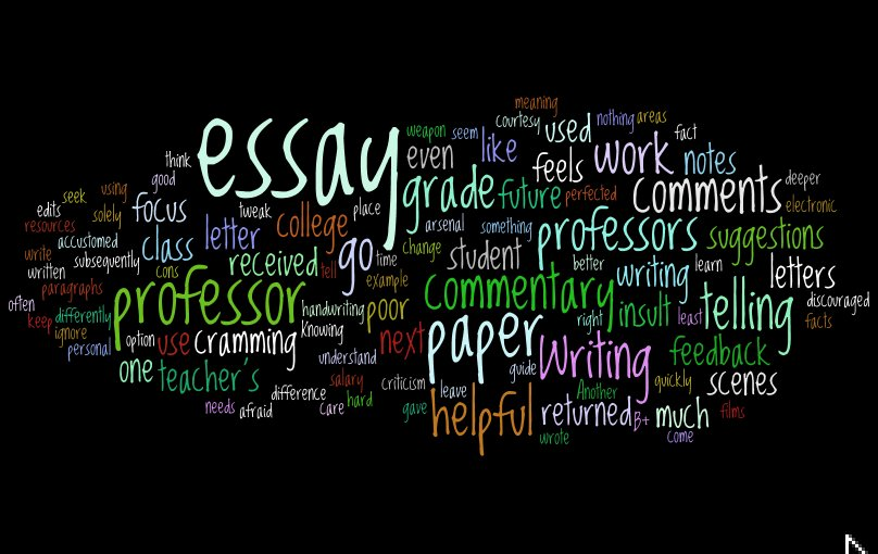 essay writing english literature